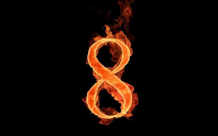 易经中最吉利的数字8,如何选手机号码才大吉插图