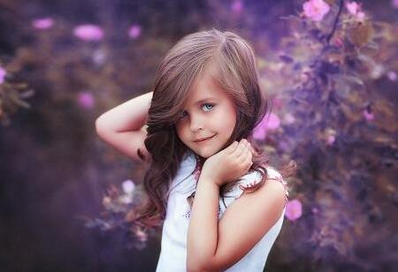 女孩子小名可爱洋气的,宝宝名字大全女孩免费插图