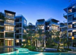 买楼房要看风水,这样的楼房越住越旺富越旺