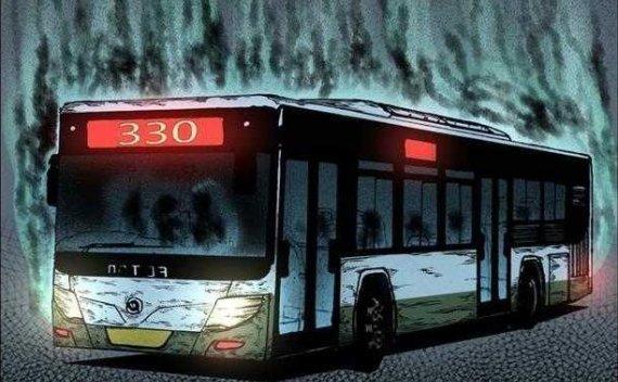 1995年北京330公交车灵异事件真相,无头公案至今未破